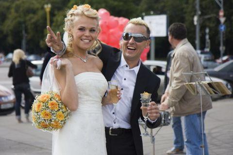 Свадьбы знаменитостей.